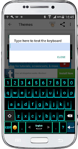 screenshot of Classic Big Keyboard version 4.8
