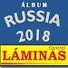 Download Control Láminas Álbum Mundial Russia 2018 4.6 aut APK