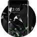 Download Cool Black Launcher Neon Green Upcoming Tech Theme 1.0.1 APK
