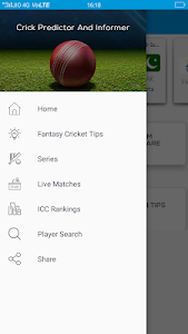 screenshot of CricInformer-Tips for dream11,11wickets,Champclash version 3.1.4
