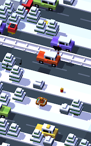 screenshot of Crossy Road version 3.5.0