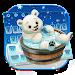 Download Cute Ice Bear Keyboard Theme 10001002 APK