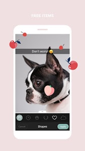 screenshot of Cymera Camera - Collage, Selfie Camera, Pic Editor version Varies with device