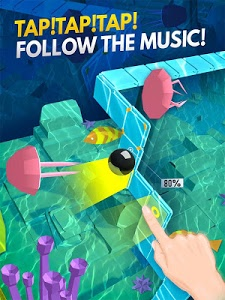 Download Dancing Ball World : Music Tap 1.0.6 APK