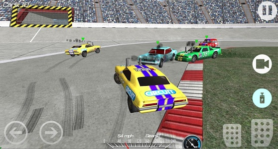screenshot of Demolition Derby 2 version 1.1.6
