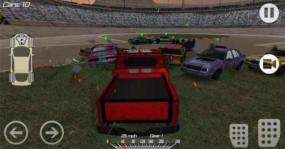 screenshot of Demolition Derby 2 version 1.1.4