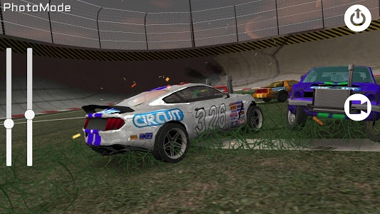 screenshot of Demolition Derby 2 version 1.1.12