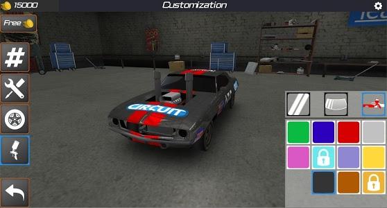 screenshot of Demolition Derby 2 version 1.1.1