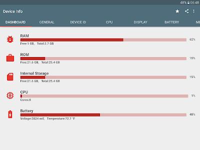 Download Device Info 1.2.8 APK