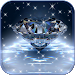 Download Diamond Deluxe Theme Blue gem 1.1.1 APK