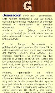 Download Hebrew Bible Dictionary 1.0 APK