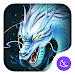 Download Divine Cool White Dragon-APUS Launcher theme 26.0 APK