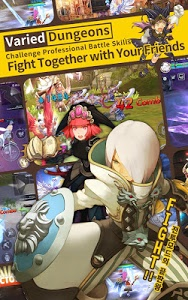 screenshot of Dragon Nest M - SEA version 1.1.0