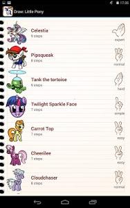 Download Draw My Little Pony 1.01 APK