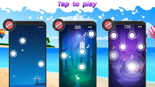 screenshot of Dream Piano - Music Game version 1.37.0