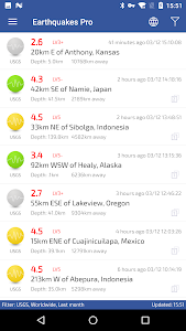 Download Earthquakes 3.2.2 APK