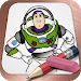 Download Easy Draw: Toy Story 1.03 APK