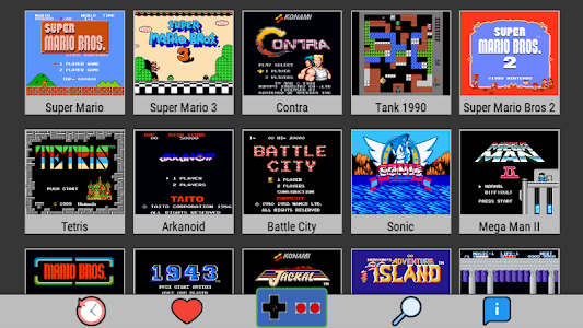 Download Emulator For NES - Arcade Classic Games 1.0 APK