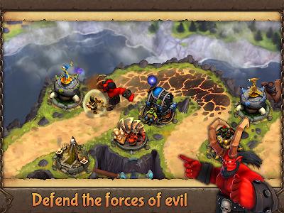 Download Evil Defenders 1.0.18 APK