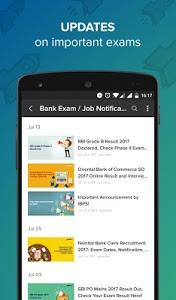 screenshot of Exam Prep (Eng/Hindi) SSC CGL, IBPS, Bank PO, GATE version 4.31