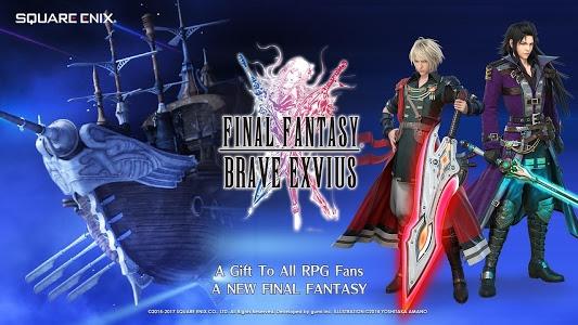 Download FINAL FANTASY BRAVE EXVIUS 3.2.1 APK