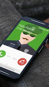 Download Fake Call Kids Police 0.5 APK