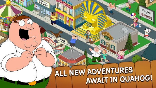 Download Family Guy The Quest for Stuff 1.77.2 APK
