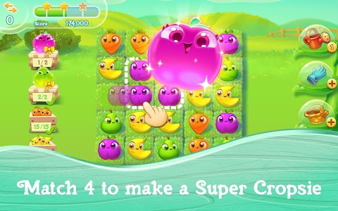 screenshot of Farm Heroes Super Saga version 0.45.14