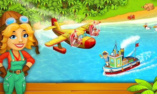Download Farm Island: Hay Bay City Paradise 1.59 APK