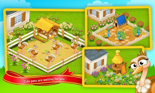 Download Farm Town 2™: Hay New Farm Day 2.07 APK