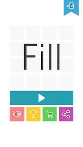 Download Fill - one-line puzzle game 4.1.0 APK