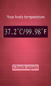Download Finger Fever Thermometer Prank 1.0 APK