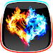 Download Fire and Ice Live Wallpaper 3.6 APK