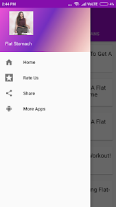 Download Flat Stomach Exercises 1.2 APK