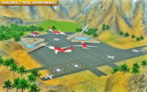 Download ✈️ Fly Real simulator jet Airplane games 2.2 APK