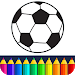 Download Football coloring book game  APK