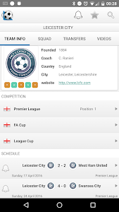 Download Football Live Scores 1004.0 APK
