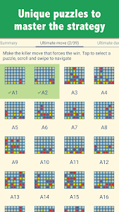 Download Four in a Row Puzzles 6.3.2 APK
