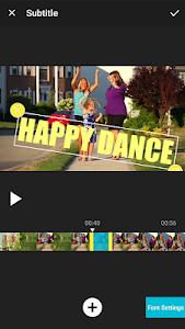 screenshot of Free Slideshow Maker version 4.9.7