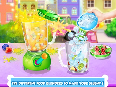 Download Icy Food Maker - Frozen Slushy 1.4 APK