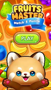 screenshot of Fruits Master : Fruits Match 3 Puzzle version 1.0.4