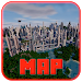 Download Future city map for minecraft! 1.0 APK