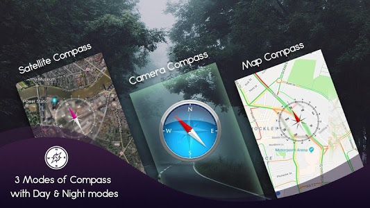 screenshot of GPS, Maps, Navigations & Route Finder version 2.4
