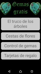 screenshot of Gemas gratis recursos y tropas version 3.0.0