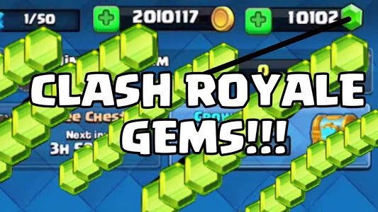 Download Gems for Clash Royale Prank 2.0 APK