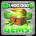 Download Gems for Clash Royale  1.0 APK