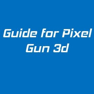 Download Gems for Pixel Gun 3D Guide 1.0 APK