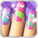 Download Glitter Nail Salon: Girls Game by Dress Up Star 1.9.1 APK