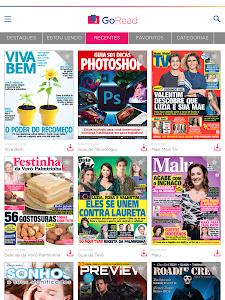 Download GoRead - Revistas Digitais 1.9 APK