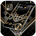 Download Gold Black Luxurious Theme 1.1.2 APK